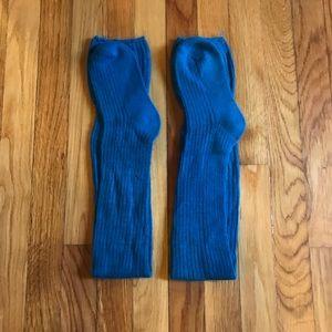 3/$20 Women's Ribbed Thigh High Socks